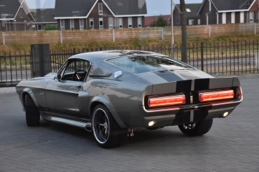 Ford Mustang GT 500 Shelby (Eleanor)
