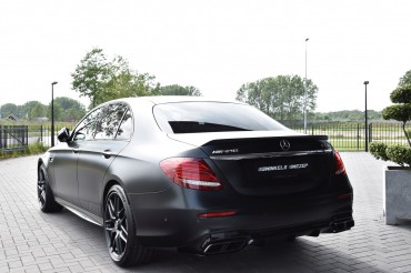 Mercedes-Benz E63s Edition 1