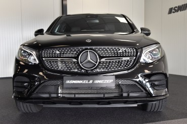Mercedes-Benz GLC 43 4M AMG  Coupe