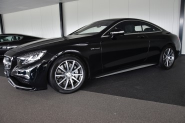 Mercedes-Benz S63 AMG Coupé 4Matic